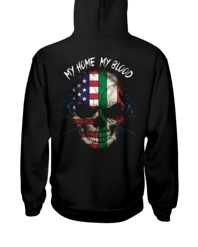 MY HOME - BLOOD Italy