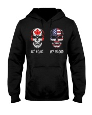 My Home Canada - America Hooded Sweatshirt thumbnail