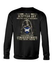 SCOTTISH GUY - 011 Crewneck Sweatshirt thumbnail
