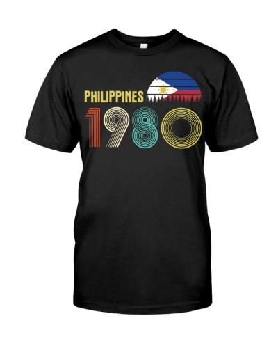 PHILIPPINES 1980