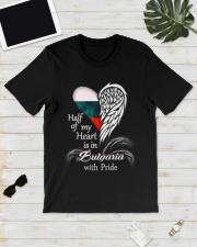 Heart - Pride Bulgaria Classic T-Shirt lifestyle-mens-crewneck-front-17