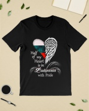 Heart - Pride Bulgaria Classic T-Shirt lifestyle-mens-crewneck-front-19