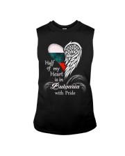 Heart - Pride Bulgaria Sleeveless Tee thumbnail