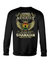 LG GHANAIAN 08 Crewneck Sweatshirt thumbnail