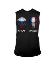Home Russia - Blood France Sleeveless Tee thumbnail