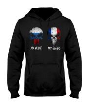 Home Russia - Blood France Hooded Sweatshirt thumbnail