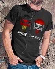 Home Germany - Blood Austria Classic T-Shirt lifestyle-mens-crewneck-front-4