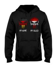 Home Germany - Blood Austria Hooded Sweatshirt thumbnail