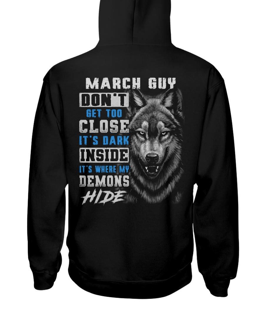 INSIDE 3 Hooded Sweatshirt