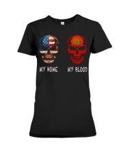 My Blood - Morocco Premium Fit Ladies Tee thumbnail