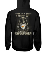 I'm A Good Guy - Cypriot Hooded Sweatshirt tile