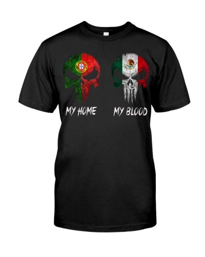 Home Portugal - Blood Mexico