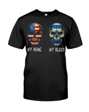 My Blood - Israel Premium Fit Mens Tee thumbnail