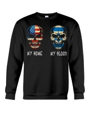 My Blood - Israel Crewneck Sweatshirt thumbnail