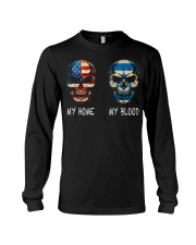 My Blood - Israel Long Sleeve Tee thumbnail