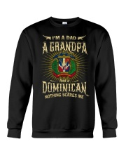Dad-Dominican Crewneck Sweatshirt tile
