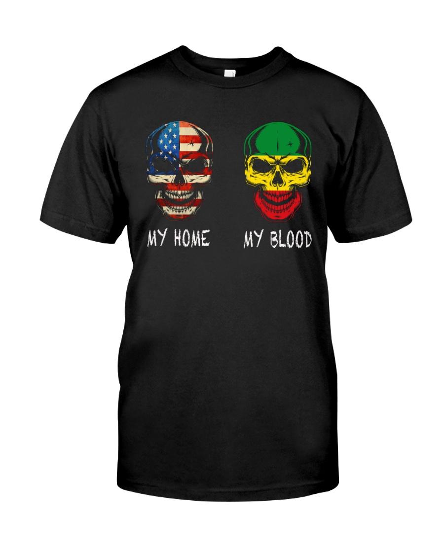 ethiopia new2 Classic T-Shirt