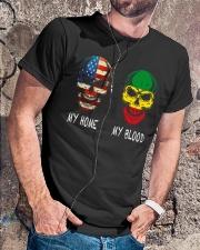 ethiopia new2 Classic T-Shirt lifestyle-mens-crewneck-front-4