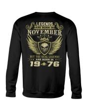 LEGENDS 76 11 Crewneck Sweatshirt thumbnail