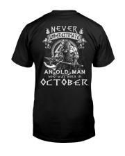 NEVER 10 Classic T-Shirt back