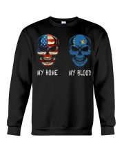 My Blood - Democratic Republic of theCongo Crewneck Sweatshirt thumbnail