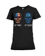 My Blood - Democratic Republic of theCongo Premium Fit Ladies Tee thumbnail