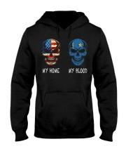 My Blood - Democratic Republic of theCongo Hooded Sweatshirt thumbnail