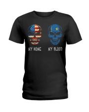 My Blood - Democratic Republic of theCongo Ladies T-Shirt thumbnail