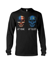 My Blood - Democratic Republic of theCongo Long Sleeve Tee thumbnail