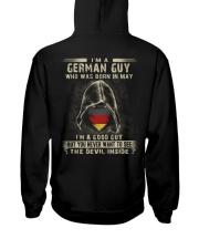 GERMAN GUY - 05 Hooded Sweatshirt thumbnail