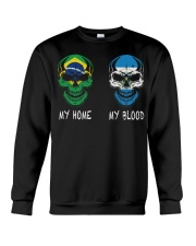 My Home Brazil - El Salvador Crewneck Sweatshirt thumbnail