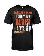 LEVEL UP 1 Classic T-Shirt thumbnail
