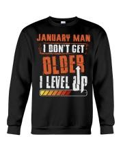 LEVEL UP 1 Crewneck Sweatshirt thumbnail