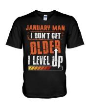LEVEL UP 1 V-Neck T-Shirt thumbnail