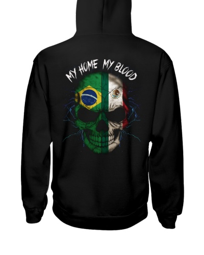 BLOOD BRAZIL Mexico