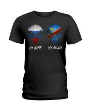 Home Russia - Blood Congo Ladies T-Shirt thumbnail