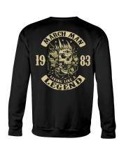 MAN 83- 3 Crewneck Sweatshirt thumbnail