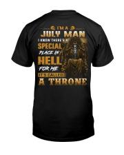 THRONE 7 Classic T-Shirt thumbnail