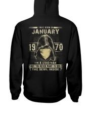 GOOD GUY 70-1 Hooded Sweatshirt back