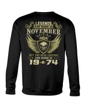LEGENDS 74 11 Crewneck Sweatshirt thumbnail