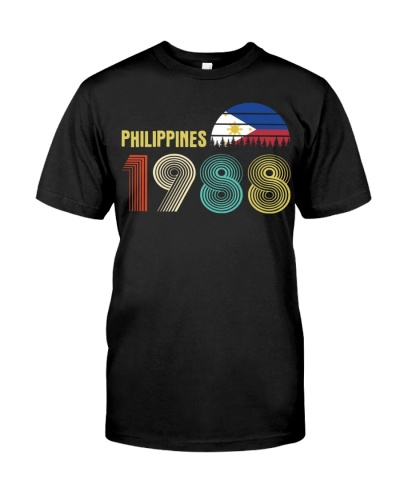 PHILIPPINES 1988