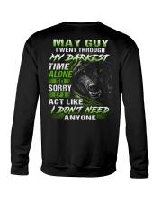 MY DARKEST 5 Crewneck Sweatshirt thumbnail