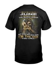 YOU CALL 6 Classic T-Shirt thumbnail
