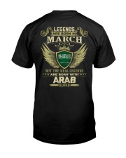 LG ARAB 03 Classic T-Shirt back