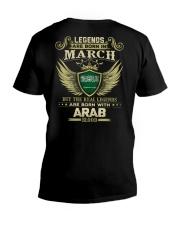 LG ARAB 03 V-Neck T-Shirt thumbnail