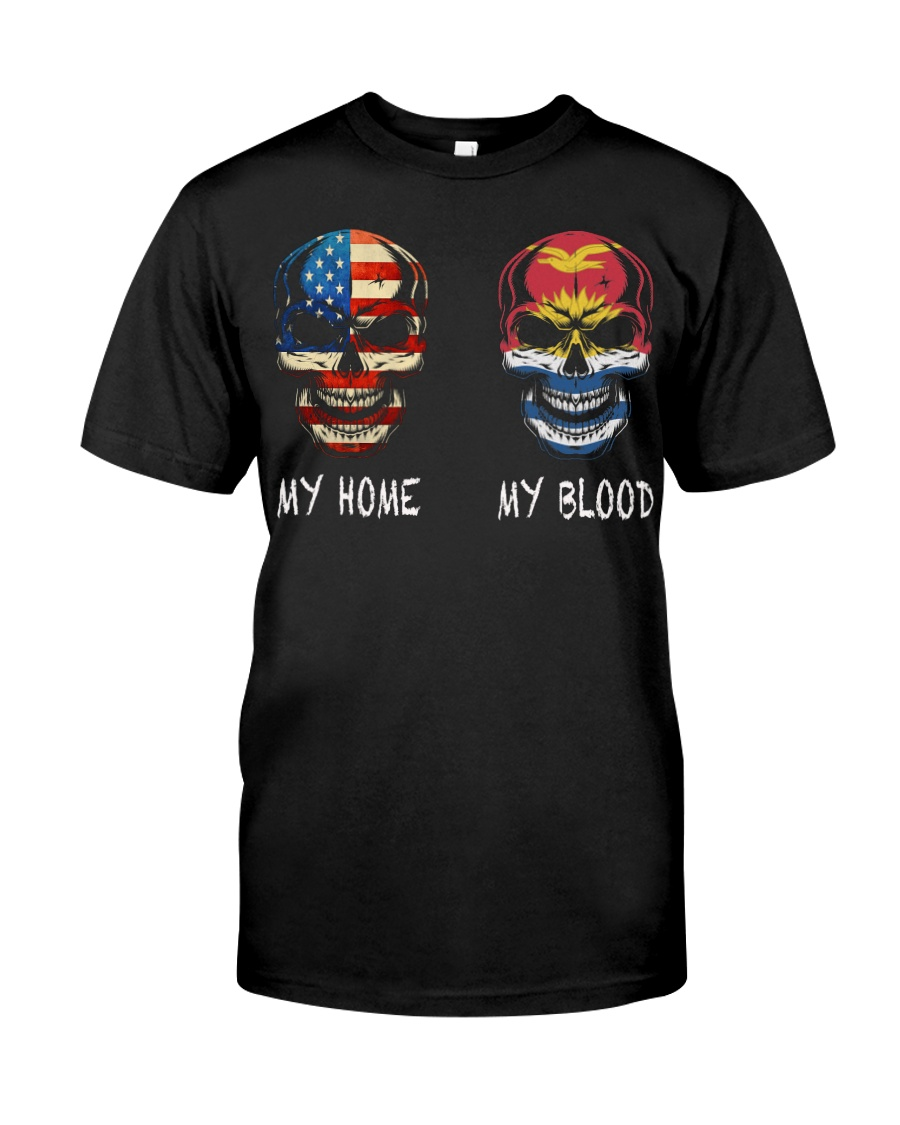 My Blood - Kiribati Classic T-Shirt