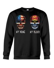 My Blood - Kiribati Crewneck Sweatshirt thumbnail