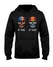 My Blood - Kiribati Hooded Sweatshirt thumbnail
