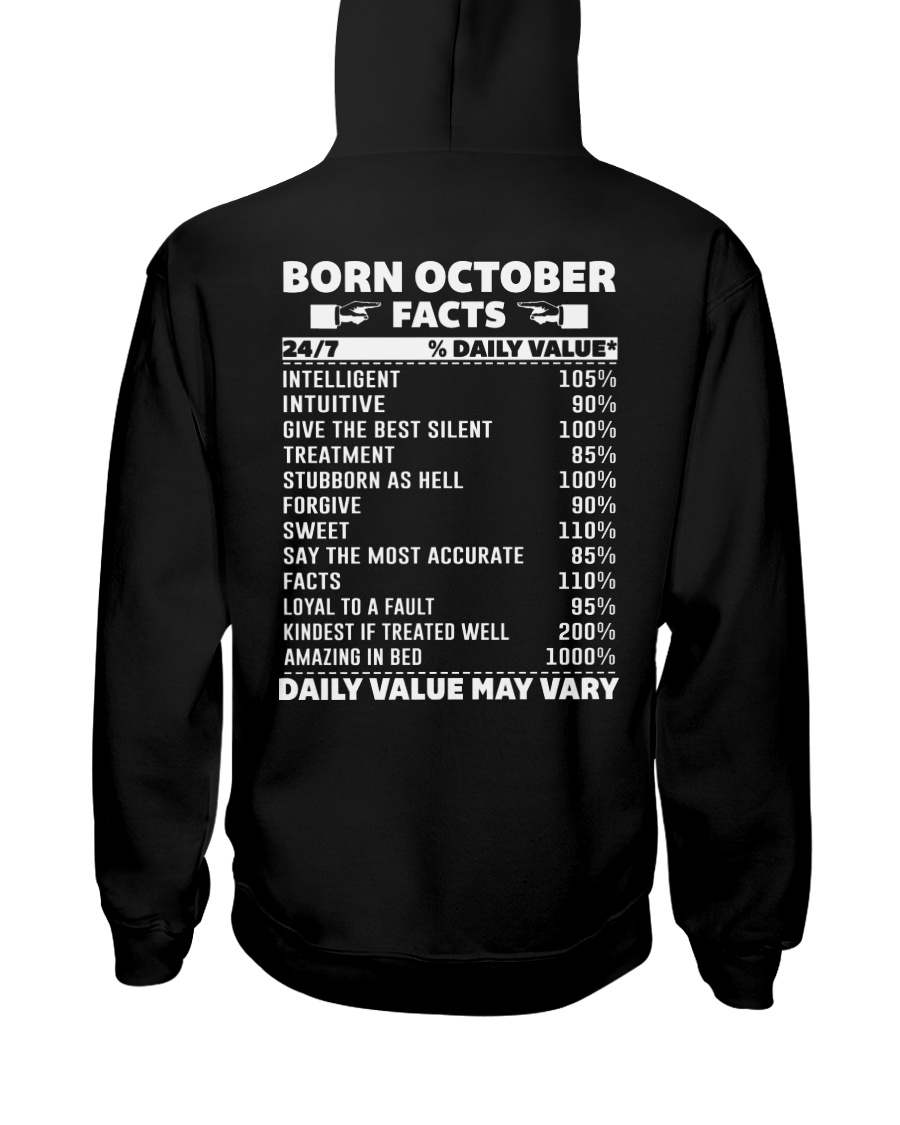 FACT 10 Hooded Sweatshirt