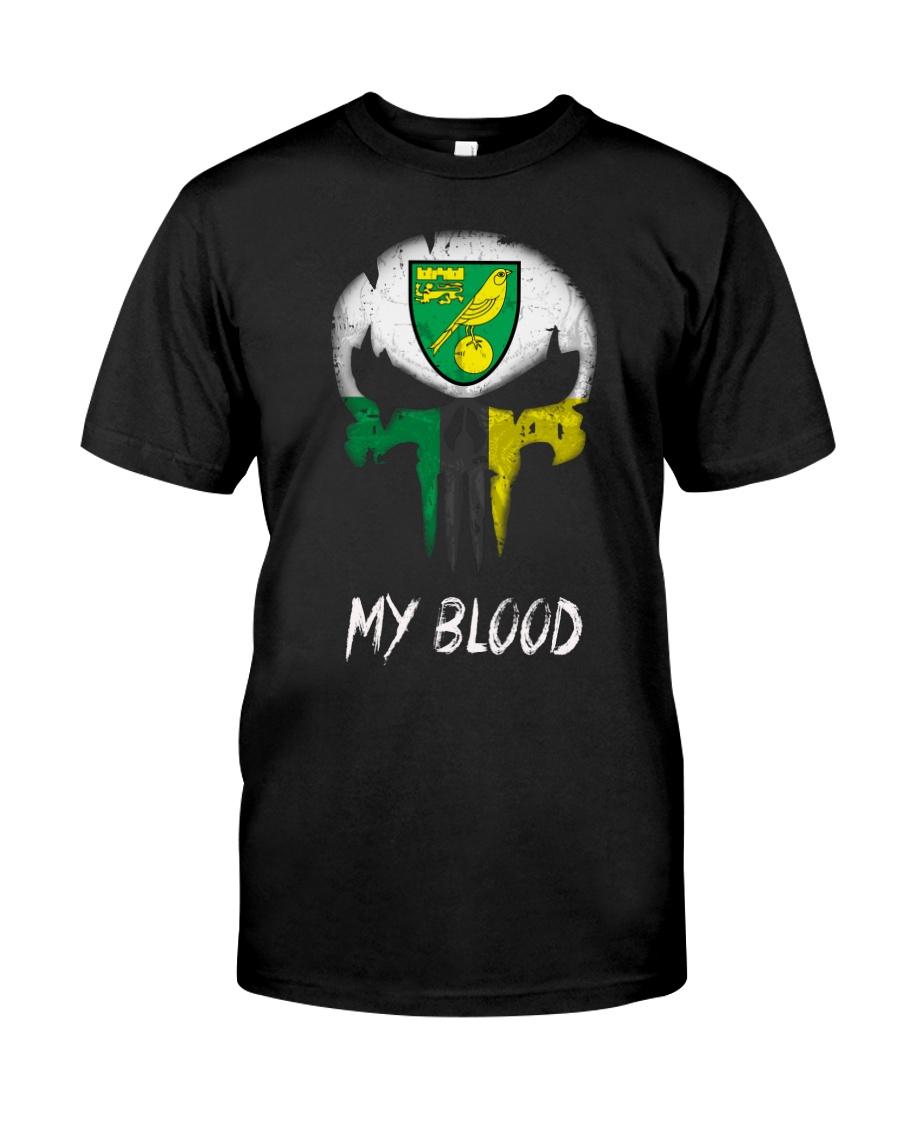 Norwich Classic T-Shirt